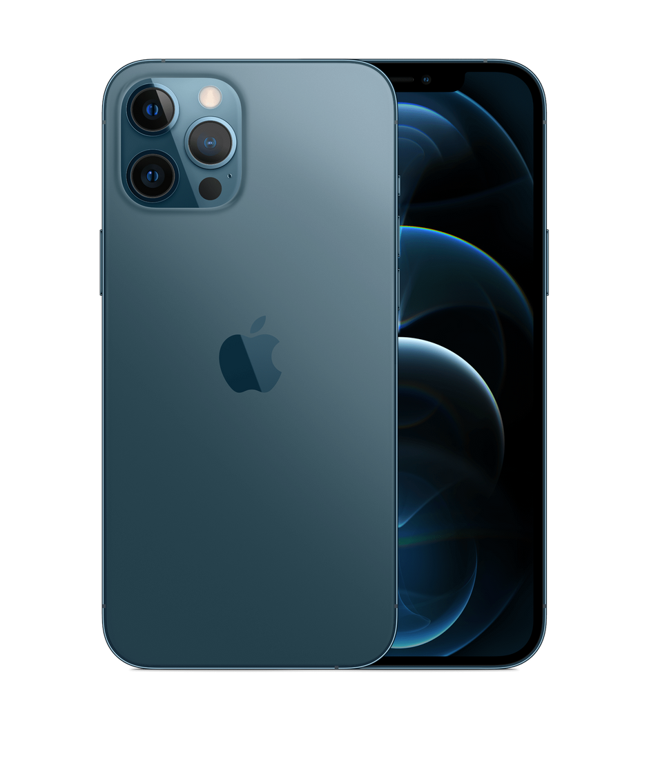 IPHONE 12 PRO MAX - PACIFIC BLUE
