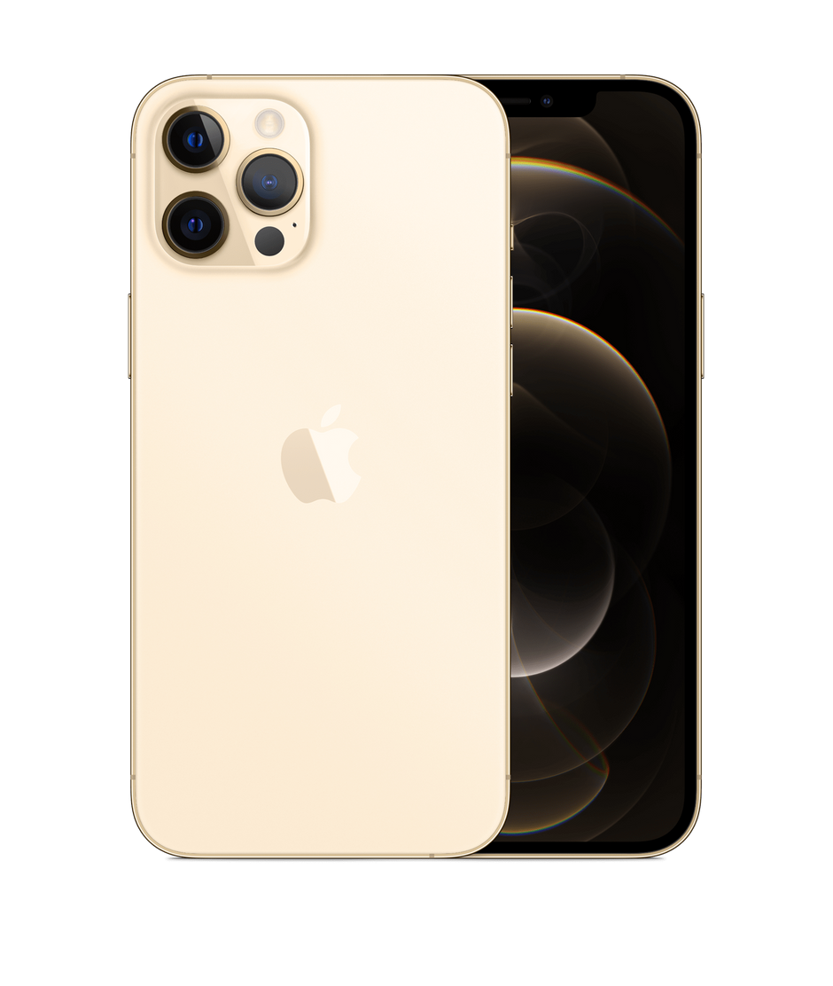 IPHONE 12 PRO MAX - GOLD